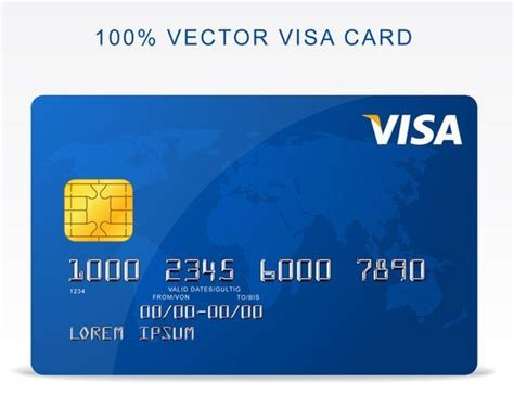 visa card template printable 9 best images of free printable play credit cards credit