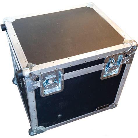 bbs lighting area 48 led bbs lighting anvil wheeled cart road case for area 48 bbs 9037