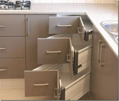 corner drawers corner drawers kitchen pinterest