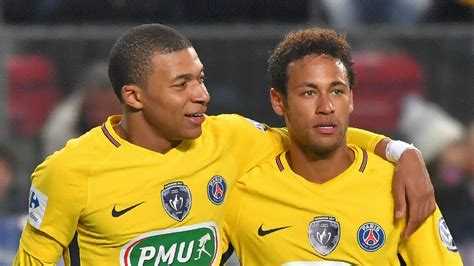 kylian mbappe and neymar good boy gone bad how neymar turned mbappe into a