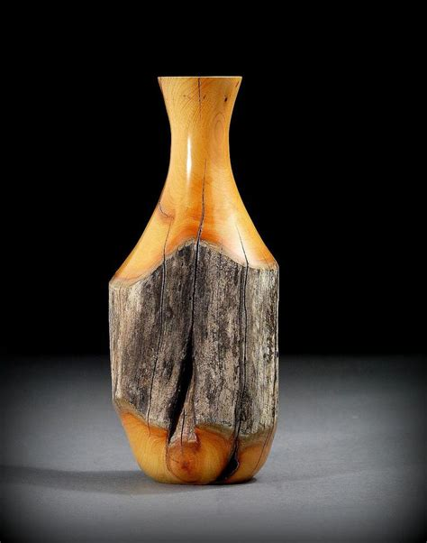 Wooden Vase by Pin By Timberturner On Handmade Wooden Vases