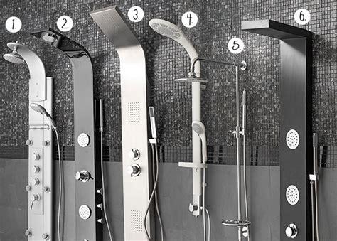 Storage For Small Bathroom Ideas 191 un hidromasaje las columnas de ducha son f 225 ciles de