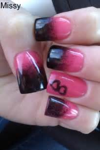 color nail designs a blend of colors nail nail design from coolnailsart