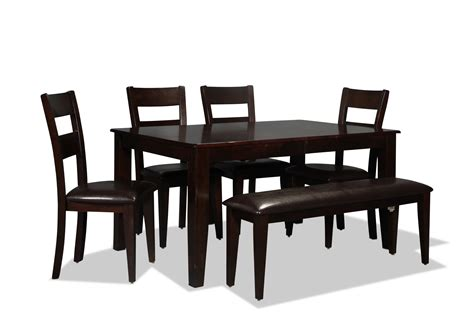 Dining Room Tables And Chairs For 4 View Table And 4 Side Chairs Cherry Levin Furniture