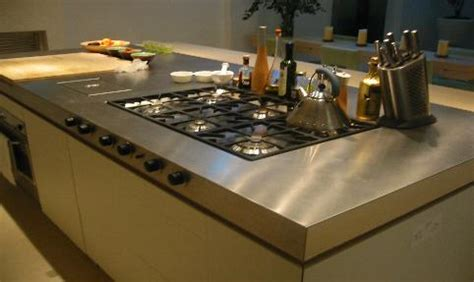 Kitchen hoods and worktops   Multisteel Structural