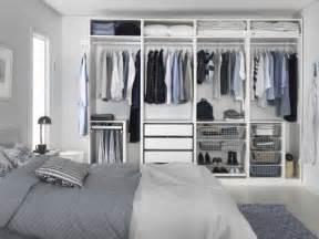 pax schrank einrichtung schlafzimmer einrichten 5 ideen f 252 r mehr stauraum