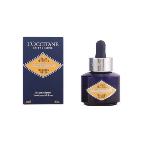 Loccitane Serum Size 30ml l 180 occitane immortelle s 233 rum pr 233 cieux 30 ml n 228 oseerumid