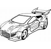 Futuristic Race Car By Dado0016 On DeviantArt