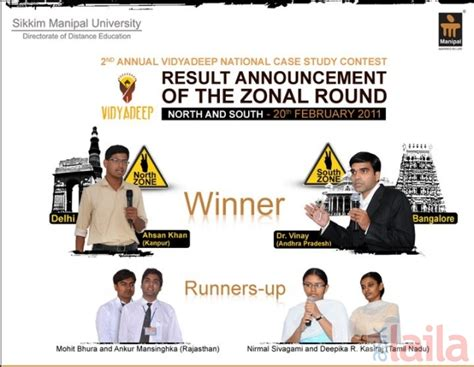 Manipal Mba Distance Learning Review by Sikkim Manipal Koramangala 7th Block