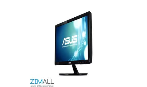 Led Asus 19 Inch asus vs197d 19 inch led monitor zimall warehouse zimall s shopping mall