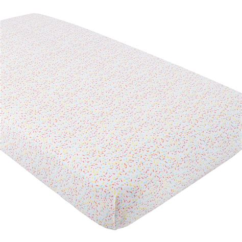 Best Crib Sheet crib fitted sheets the land of nod