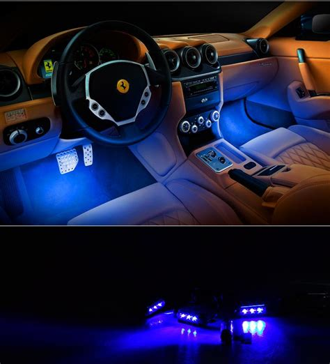 automotive interior led lights atmosphere light l led ambient lighting supplies