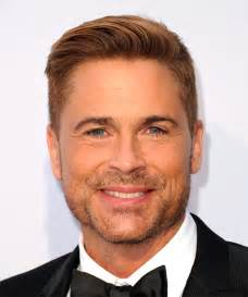 rob lowe formal hairstyle