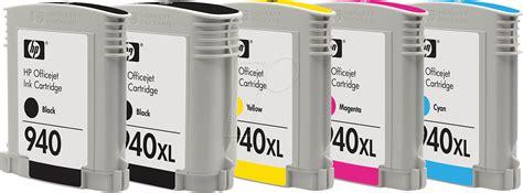Hp C4908a Magenta tinte c4908a tinte hp magenta 940xl original bei