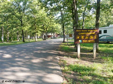 Knob Noster State Park Cing by Sp Cground Rating Knob Noster State Park Mo