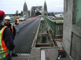 Frp Bridge Deck by Frp News Gef Inc