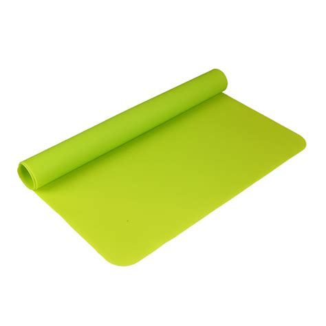 Pastry Mat Silicone by Silicone Oven Pizza Baking Mat Pastry Tray Liner Roller