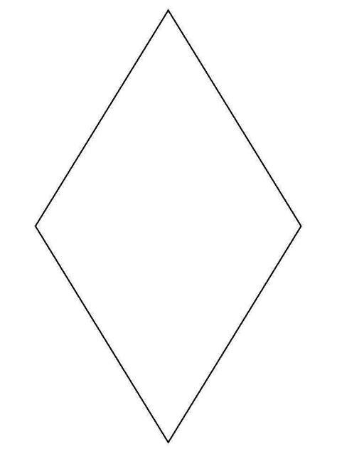 figuras geometricas un rombo dibujos geom 233 tricos para ni 241 os fotos dibujos foto
