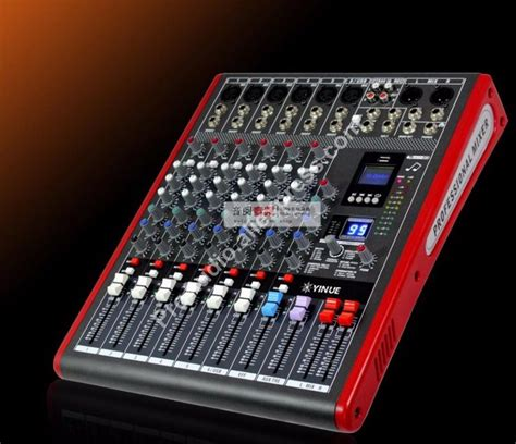 Mixer Audio Merk China popular 6 channel mixer buy cheap 6 channel mixer lots from china 6 channel mixer suppliers on