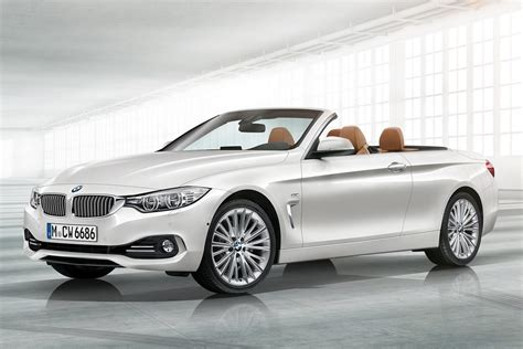 Bmw Series 4 Convertible by New Bmw 4 Series Convertible Pictures And Details