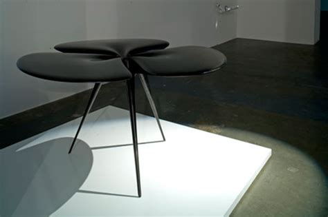 modern futuristic furniture futuristic and modern fiber and aluminum furniture design by ross lovegrove plushemisphere
