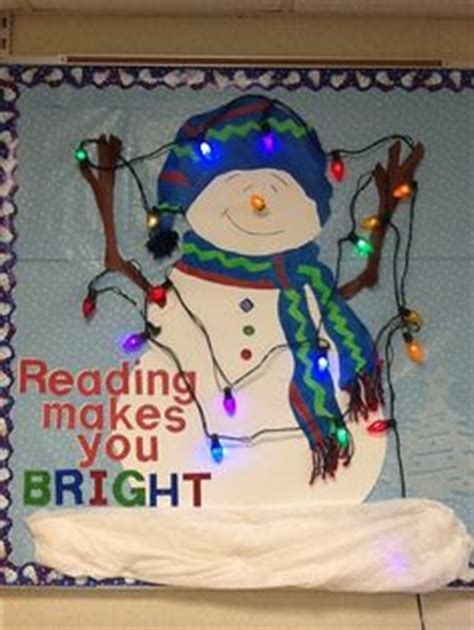 Reading Themes For December | 1000 images about winter bulletin boards on pinterest