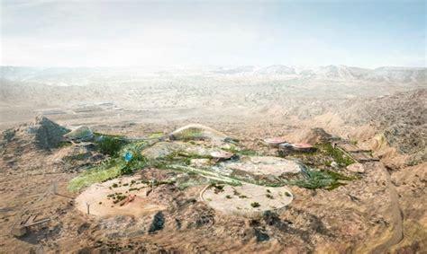 Largest Botanical Garden In The World World S Largest Botanical Garden To Bloom In The Desert Of Oman Inhabitat Green Design