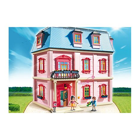 playmobile dolls house playmobil 5303 romantic doll house