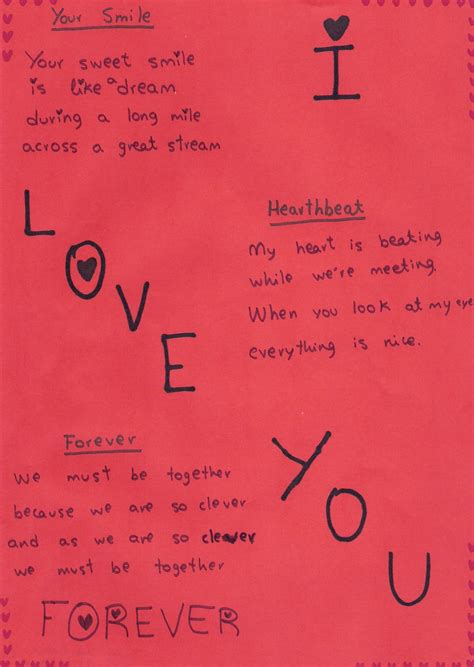 valentines poem for valentines poems for teachers jinni