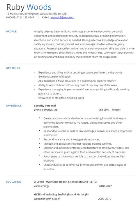 pin  john kamau  nhoj resume cv examples security