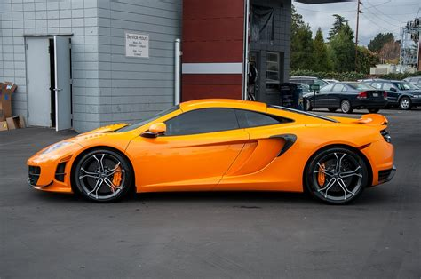 Mclaren Mp4 12c Orange Pixshark Com Images