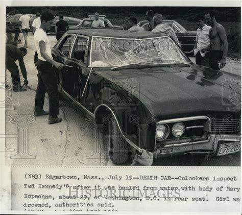 Chappaquiddick Car Car Kennedy Car 1969