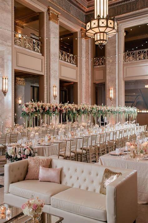 reception d 233 cor photos indoor garden inspired reception space inside weddings 3286 best wedding decor ideas images on