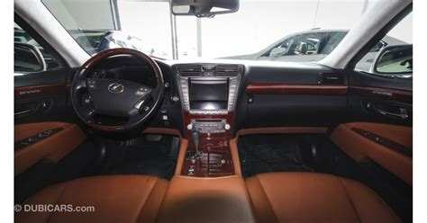 automobile air conditioning service 2011 lexus ls interior lighting lexus ls 460 l for sale aed 135 000 grey silver 2011