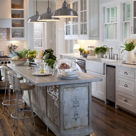 french kitchen island french style kitchen country days