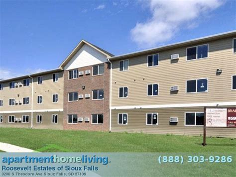 roosevelt estates of sioux falls apartments sioux falls