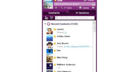 How To Open Chat Room In Yahoo Messenger by How To Connect Chat Room In Yahoo Messenger 11 5 Pama Chi De
