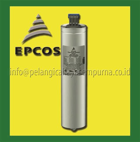 epcos capacitor bank price sell capacitor bank epcos mkp415 from indonesia by pt pelangi cahaya sempurna cheap price
