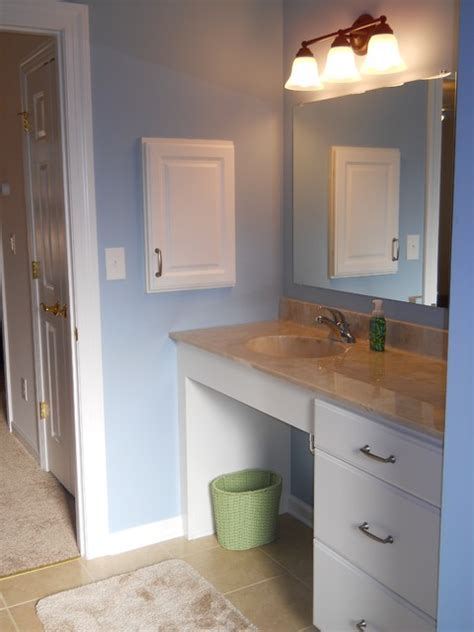 wheelchair accessible bathroom vanity wheelchair accessible vanity