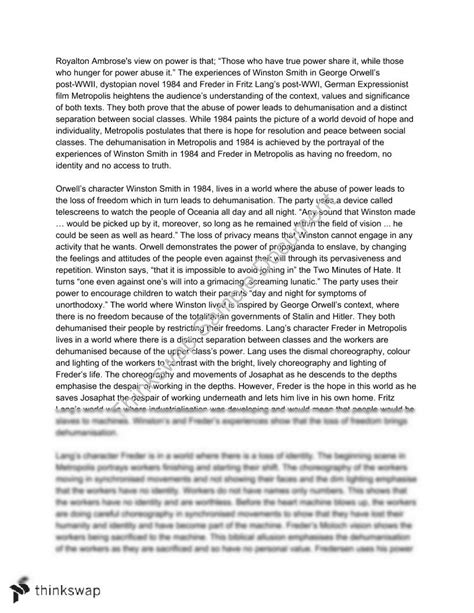 theme essay for 1984 1984 essay ideas aussie essays essay help essay