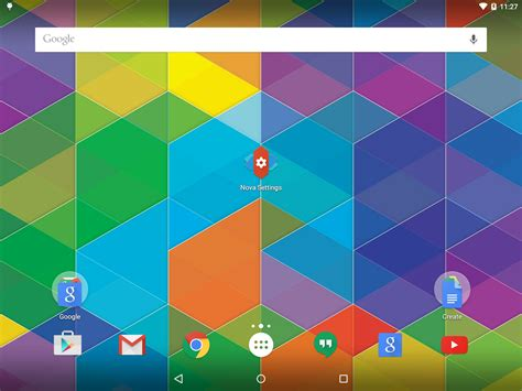 wallpaper for google now launcher nova launcher gets a material design refresh and much more