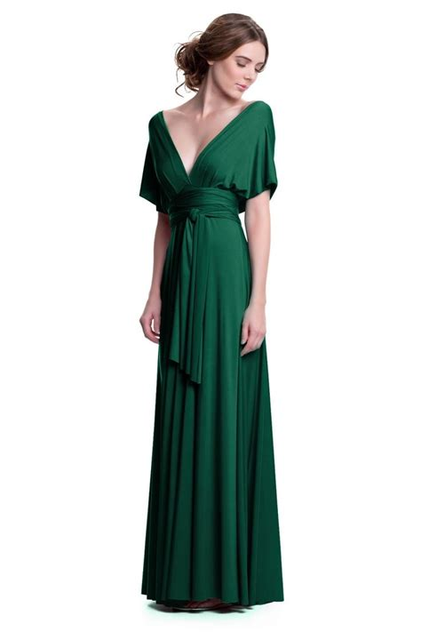 Emerald Black Maxi 25 best ideas about emerald green dresses on