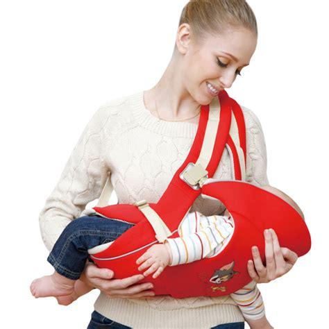 Infant Wrap 4pcs 4 0 24 months ergonomic baby carrier front facing horizontal back carry baby sling backpack