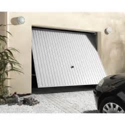 porte de garage basculante d 233 bordante primo h 200 x l 240