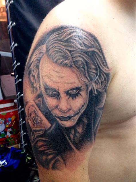 joker knife tattoo the joker tattoos pinterest jokers the o jays and