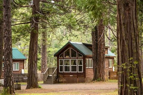 Cabin In Yosemite by Cabins Picture Of Yosemite Lakes Rv Resort Groveland