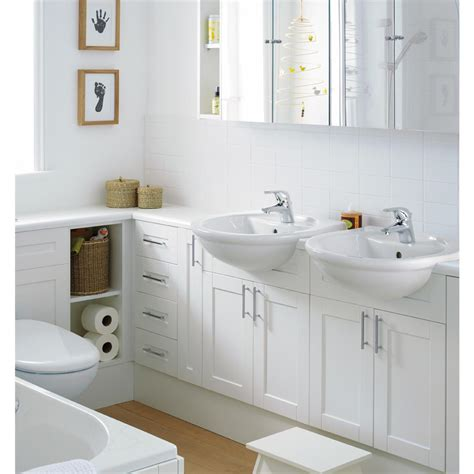 white bathroom furniture beautiful white bathroom ideas for you