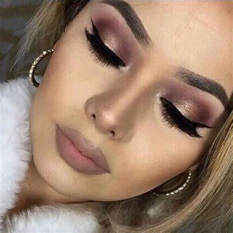 Eyeshadow Lt Pro Naturally Glam gold and burgundy makeup make up
