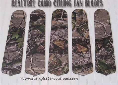 camouflage ceiling fan blades realtree ap camo ceiling fan blades from