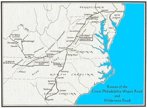 Conestoga College Letterhead great philadelphia wagon road and wilderness road school